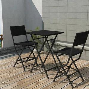 2-Sitzer Balkonset Allura