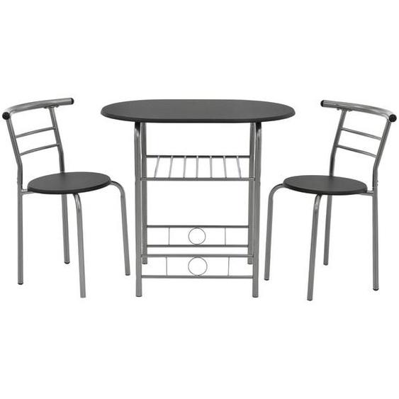 2-Sitzer Balkonset Mcclanahan