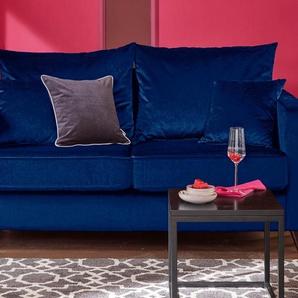 2-Sitzer , blau, 163cm, »Renesse«, Guido Maria Kretschmer Home&Living