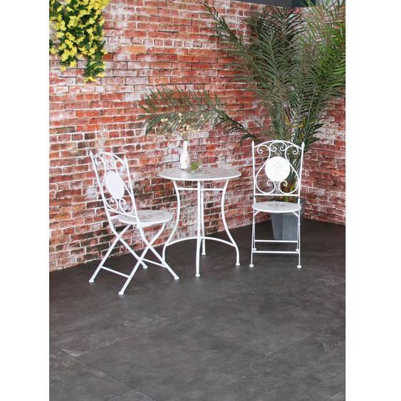 2-Sitzer Gartengarnitur Couch