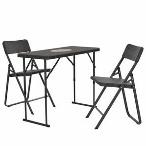 2-Sitzer Gartengarnitur Romford