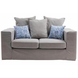 2-Sitzer , grau, 170cm, »Maarja«, Guido Maria Kretschmer Home&Living
