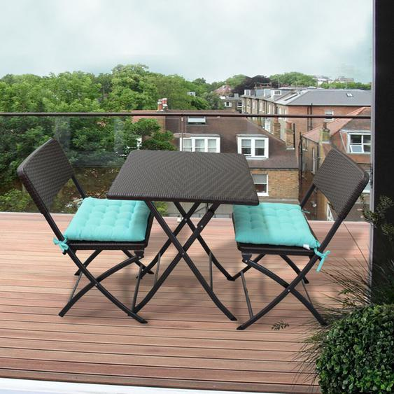 2-Sitzer Lounge-Set Lecuyer