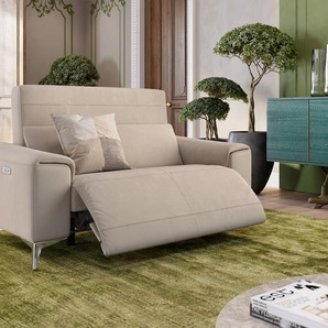 2-Sitzer Sofa BELLA hochwertig Stoff Couch Relaxsofa