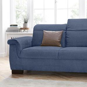 2-Sitzer, mit Rückenverstellung, 193cm, FSC®-zertifiziert, DOMO collection