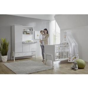 2-tlg. Babyzimmer-Set Holly Natur