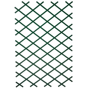 2-tlg. Rankgitter-Set aus Kunststoff