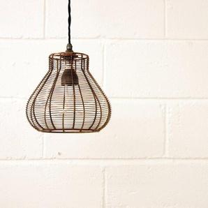 20 cm Lampenschirm aus Metall
