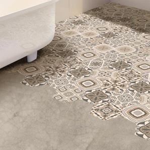 20 cm x 23 cm PVC Mosaikfliese Selbstklebend