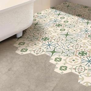20 cm x 23 cm PVC Mosaikfliesen