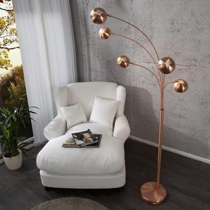 205 cm Stehlampe Osmin