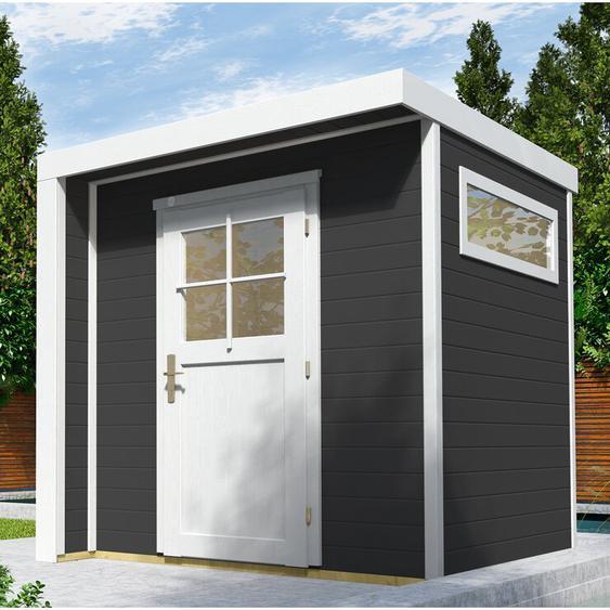 209 cm x 205 cm Gartenhaus