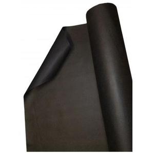 224m² Bodengewebe Unkrautfolie Mulchfolie 100g 1m breit schwarz