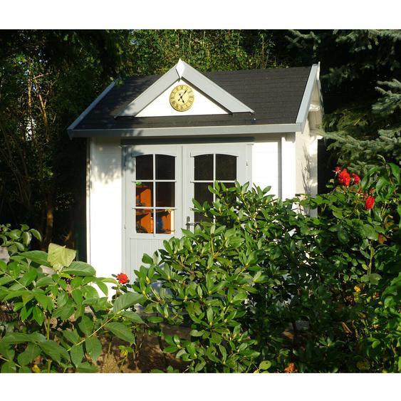 230 cm x 230 cm Gartenhaus Clockhouse