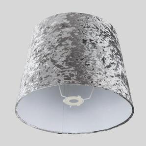 25 cm Lampenschirm Aspen aus Samt