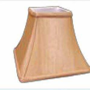 25 cm Lampenschirm Bell aus Stoff