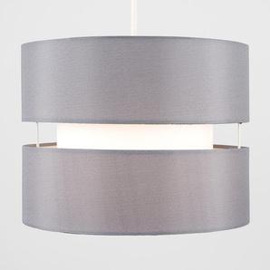 26 cm Lampenschirm Sophia aus Baumwolle