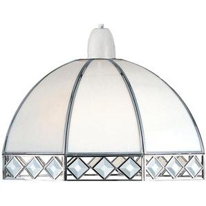 27 cm schalenförmiger Glasschirm für Pendelleuchte Plains