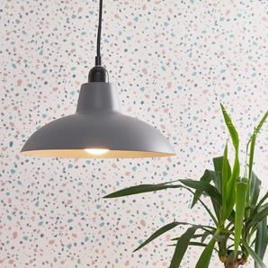 28,5 cm Lampenschirm aus Metall