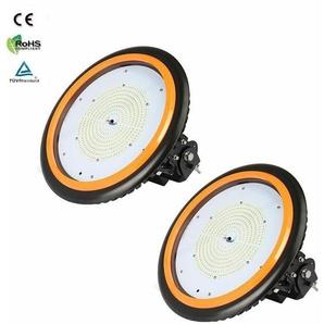 2er Anten LED High Bay Licht 26000lm 200W Neutralweiß(3750-4250K) LED Hallenleuchte/LED SMD Hallenstrahler Dank Schutzart IP65 sowohl für den Innen- als auch Aussenbereich