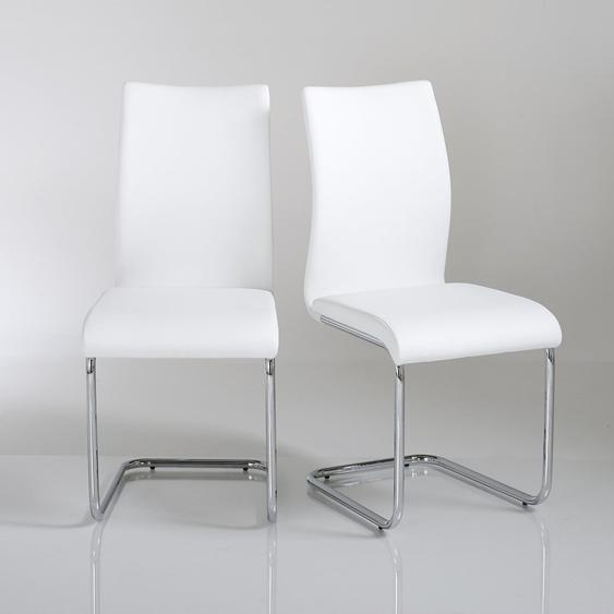 2er-set Freischwinger-stühle Newark