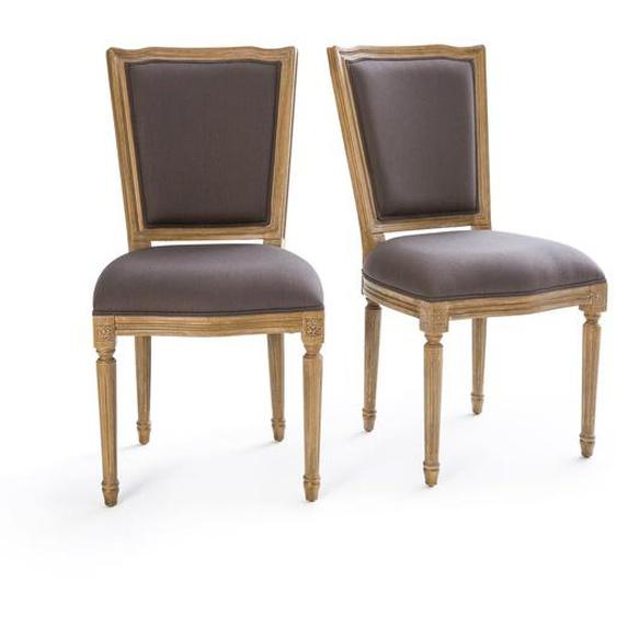 2er-set Stühle Trianon, Louis-seize-stil