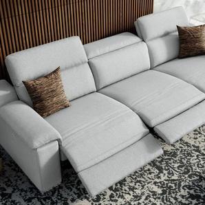 3-Sitzer Sofa XXL MACELLO mit Relaxfunktion