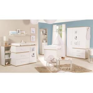 3-tlg. Babyzimmer-Set Pia
