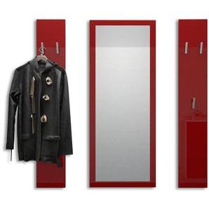 3-tlg. Garderoben-Set Spot