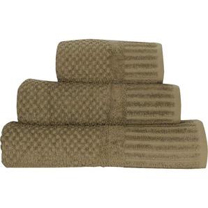 3-tlg. Handtuch Komplettset