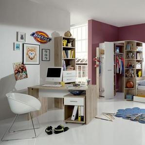 jugend madchenzimmer mit begehbaren kleiderschrank, jugendzimmer – alles für teenager | moebel24, Design ideen