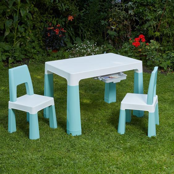 3-tlg. Kinder Tisch- und Stuhl-Set Pia
