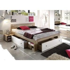 3-tlg. Schlafzimmer-Set Leisure City