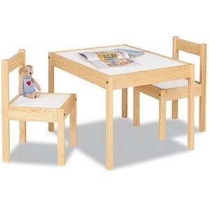 3-tlg. Tisch und Stuhl-Set Olaf