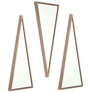 3-tlg. Wandspiegel-Set Fielder