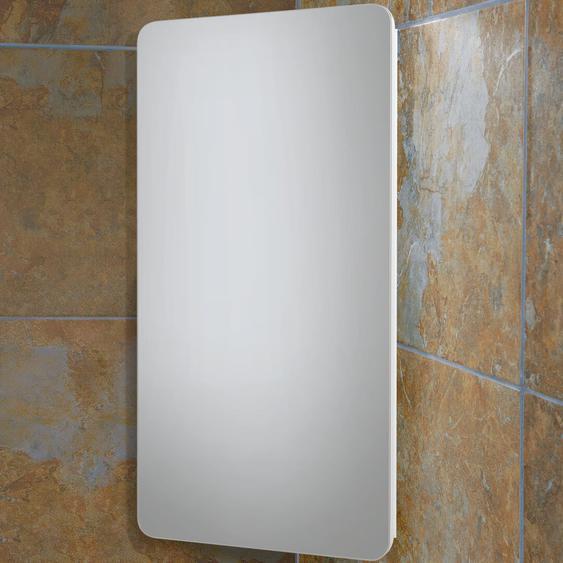 30 cm x 60 cm Spiegelschrank Turin