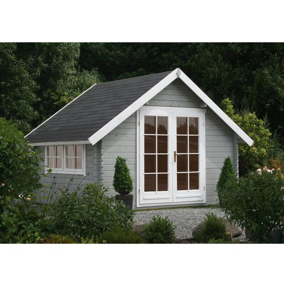 351 cm x 305 cm Gartenhaus Ronja