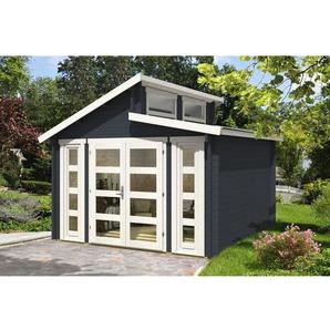 350 x 350 cm Gartenhaus Vinea