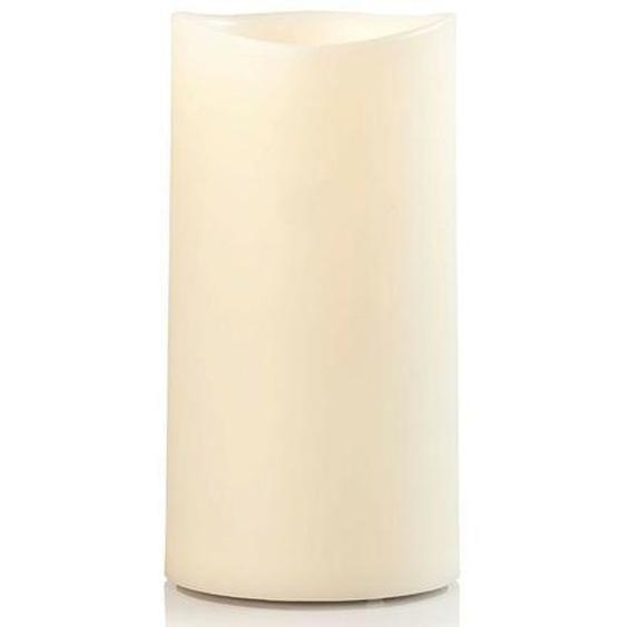 37501 Sompex Led Außenkerze - Kunststoff Elfenbein - 17cm