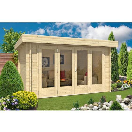 380 cm x 320 cm Gartenhaus Java