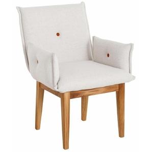 Home affaire Stuhl mit Armlehne »Libra«, FSC®-zertifiziert