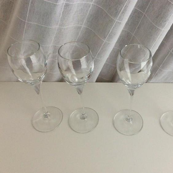 4 Gläser Für Likör Rosenthal Belcanto Bleikristall Likörkelche