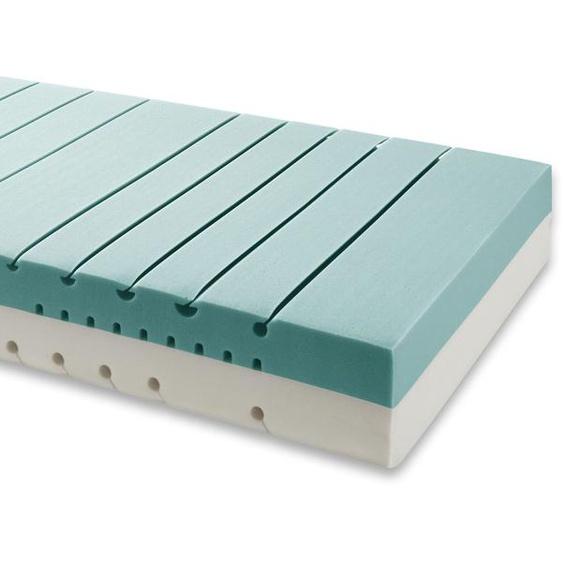 4-in-1 Wendematratze Finn, 100x200 cm, H3 bis 130kg, variabel