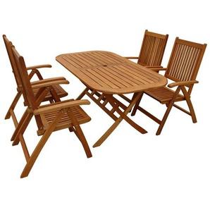 4-Sitzer Gartengarnitur Bangor