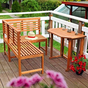 4-Sitzer Gartengarnitur