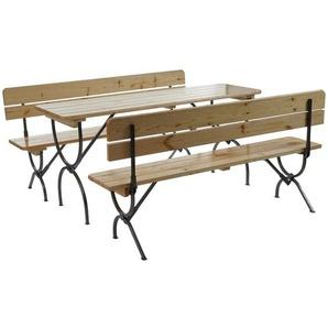 4-Sitzer Gartengarnitur Damour