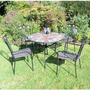 4-Sitzer Gartengarnitur Granada
