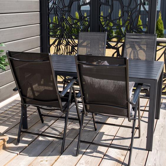 4-Sitzer Gartengarnitur Hiran