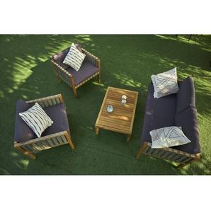 4-Sitzer Gartengarnitur Leonide