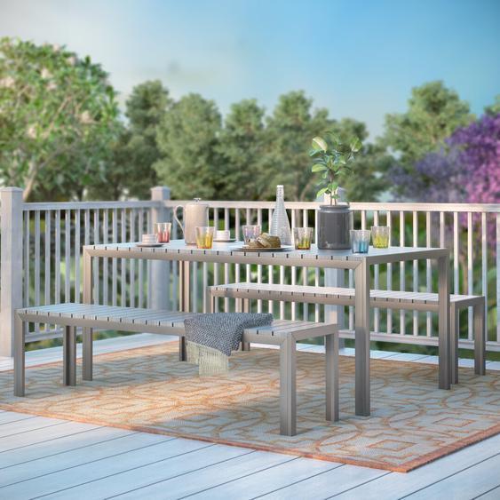 4-Sitzer Gartengarnitur Nardo